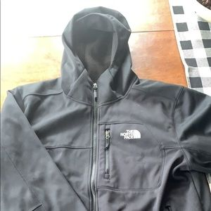 Men's north face soft shell